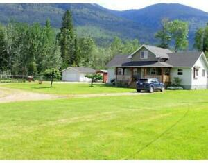910 AIRPORT ROAD McBride, British Columbia