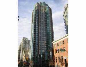 Yaletown/Downtown 2 Bedroom plus Den, Unfurnished Condo