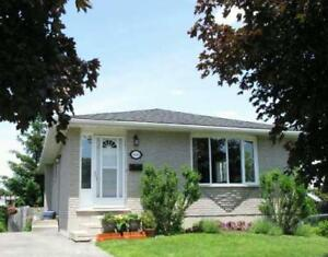 Walkout Basement backing onto greenspace and quiet court