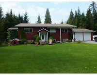House for sale at Lakelse Lake