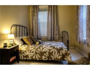 Rod Iron Double Bed, and headboards for sale