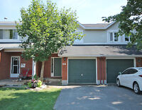 THIS IS IT! GORGEOUS KANATA TOWNHOME LOADED WITH UPGRADES!!