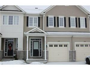 Kanata Townhouse/Townhome for Rent - Greenspace/Trailwest