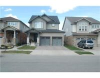 Energy efficient home is located on quiet crescent