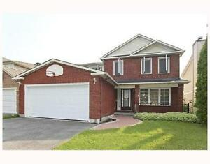 4 Bedroom, 3 bath, 2-storey home available Sep 1