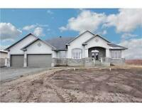 Gorgeous CUSTOM Built Icona Model 3+1 BED/4 BTH Greely Bungalow!