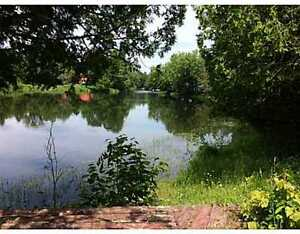 Waterfront Lot on Mississippi River