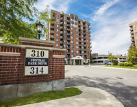 *BEAUTIFUL 2 BDRM in heart of Central Park Ottawa