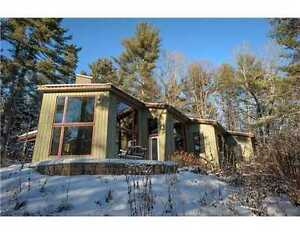 Gorgeous Waterfront Living on the Madawaska River