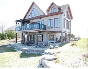 Water front house home for rent