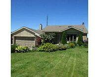 COUNTRY HOME BACKING ON FARMLAND MINUTES TO KW
