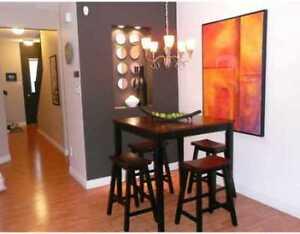 Spacious Modern Furnished 4 bdrm duplex in Northeast location