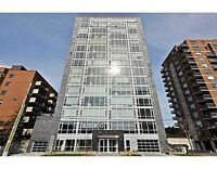SOHO Parkdale Tunney's Pasture 1-bedroom Luxury Condo for Rent!