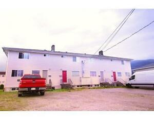 Updated Townhouse Located in Downtown Kitimat