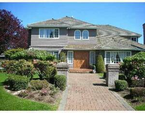 Georgous Large Single House in Vancouver West