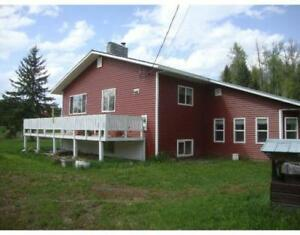 314 RAILWAY AVENUE Willow River, British Columbia