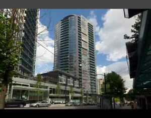 FOR RENT 1 BEDROOM w/VIEW in YALETOWN