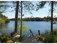 Beautifully Maintained Waterfront Home on Jeffrey's Lake