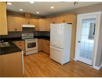 3 bedroom UPPER level of Home in College Heights