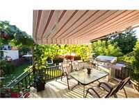 2 Bedroom Apartment with Private Yard and Deck in of Kanata