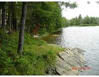 Waterfront Lots in Carriage Landing