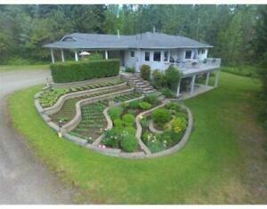 1845 BRADFORD ROAD Quesnel, British Columbia