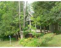 Beautiful Cottage for sale Christie Lake near Perth Ontario.