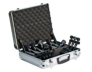 Audix DP7 Drum Mic Package