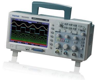 Hantek Mso5202d 200mhz 2 Channel 1gsas Oscilloscope 16ch Analyzer