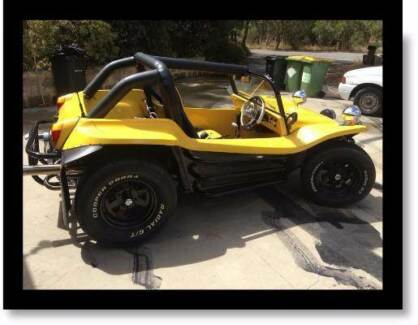 PriceReduced Beach Buggy Myers Manx replica1998 built and regoed Wandi Kwinana Area Preview