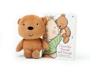 NEW I Love You Through and Through: Board Book and Plush
