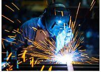 Welder and fabricator