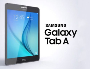 "Samsung Galaxy Tab A 9.7"" with Pen and Case"