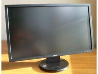 Acer v243hl monitor