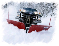 Commercial/ Residential Snow Plowing