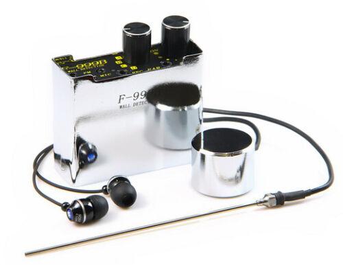 High Sensitive Spy Ear Voice Monitor Audio Through Wall Detection Bug Next Room