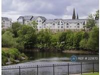 2 bedroom flat in Chandlers Court, Stirling, FK8 (2 bed)