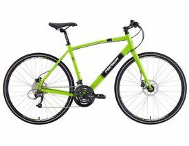 Merida CROSSWAY URBAN 40-D hybrid city bicycle 2016 model