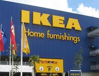 Ikea checkout