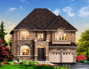 Book New Luxery Homes in BramptonSingles 38,41, 45 ft