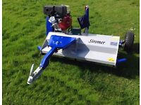 ATV Trailed Flail Mower £1,375 + VAT **FREE POSTAGE** Brand New