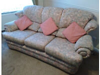 Sofa / G Plan Settee and Armchairs