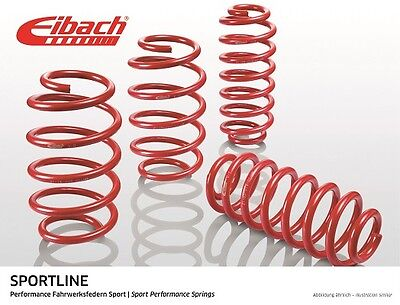 Eibach Sportline Lowering Springs BMW 3 Series (E36) Compact 323ti, 318tds for sale  Leeds
