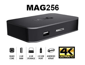 IPTV Boxes and Service - Mag 254 - $99