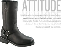 HARLEY DAVIDSON BOOTS BRAND NEW WOMENS SIZE 9