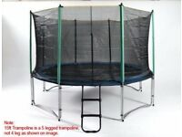 15ft trampoline brand new never been used