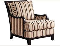 Cindy Crawford HOME Accent Chair - Brand New Condition $899 OBO