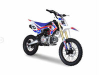 Dualways 10Ten MX140R 17/14 Dirt Bike