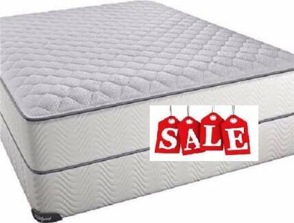 KING CHIROPRACTIC MATTRESS FANTASTIC BACKSUPPORT FIRM WA MADE NEW