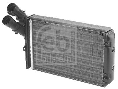 Febi Heater Matrix Heat Exchanger Interior Heating 19323 - 5 YEAR WARRANTY